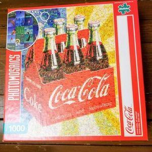 Coca Cola 1000 Piece Puzzle